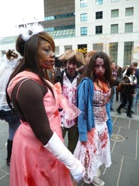 zombies noires